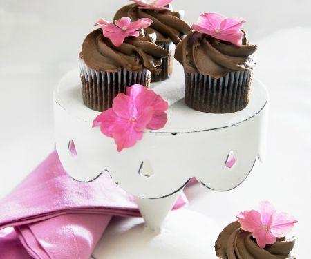 Celiac-friendly Individual Chocolate Cakes