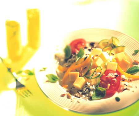 Gouda Rice Salad