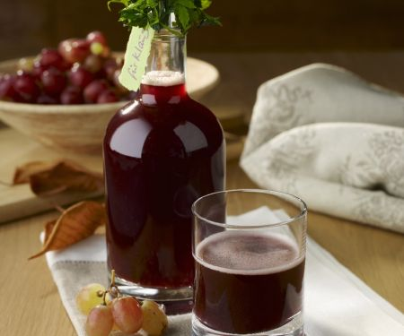 Grape and Berry Drink