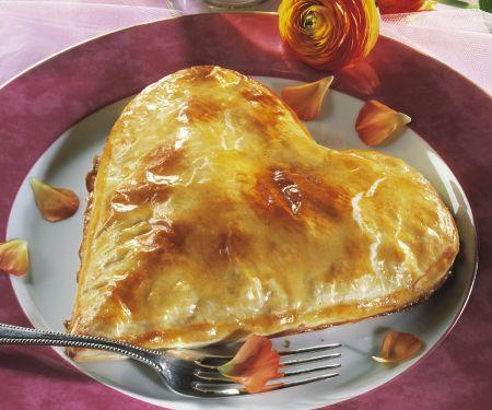 Romantic Savoury Pie