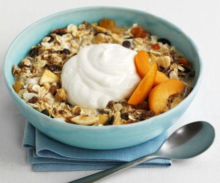 Honey Oat Breakfast Bowl