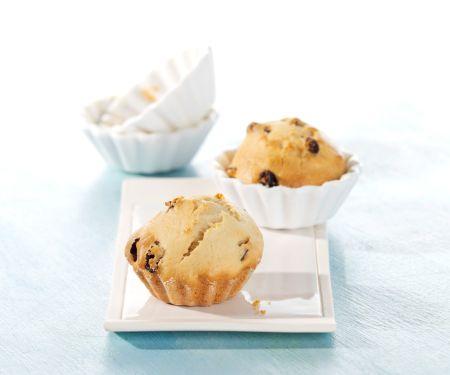 Honey Raisin Muffins