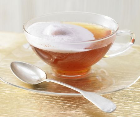 Hot Cinnamon Tea
