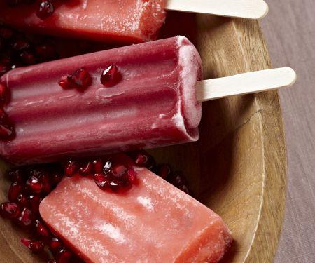 Iced Fruit Rockets