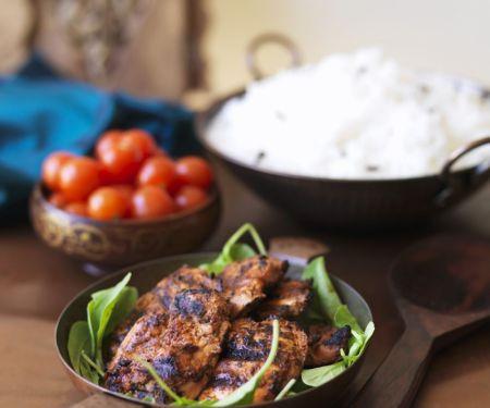 Indian Style Tandoori Chicken