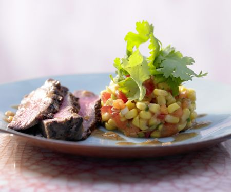 Jamaican Style Beef