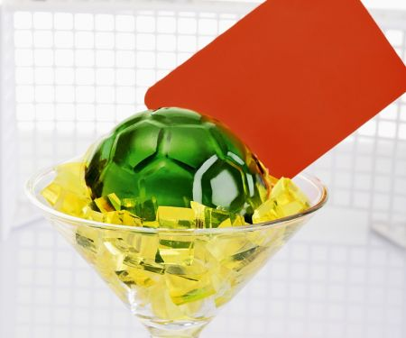 Jello Soccer Ball