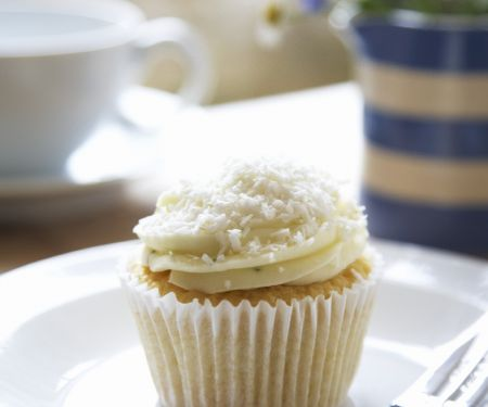 Lime Cupcakes with Lime Buttercream