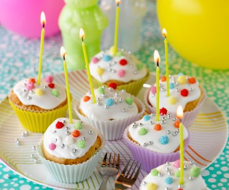 Little Party Cakes