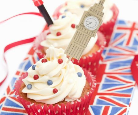 London-style Cakes