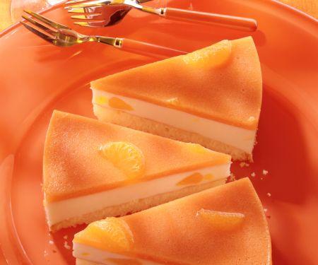 Mandarin Kefir Torte