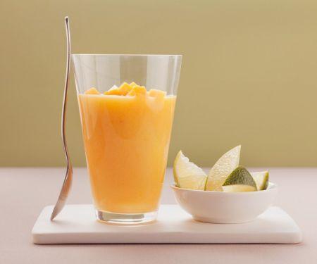 Mango, Pineapple and Coconut Shake