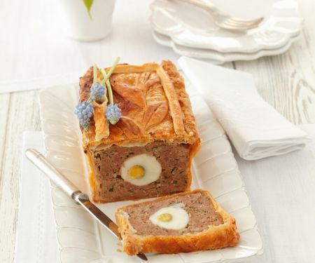 Meatloaf in Puff Pastry