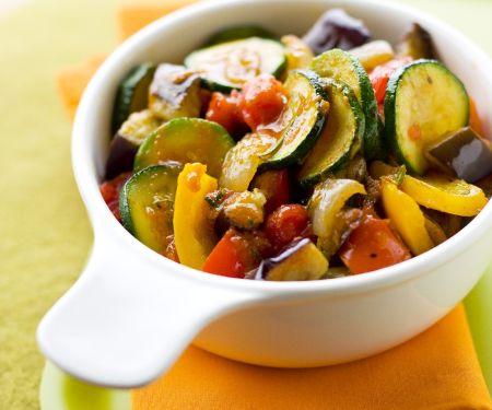 Mediterranean Stewed Vegetables