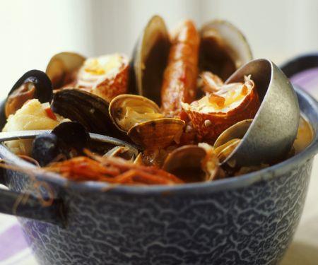 Mixed Seafood Casserole