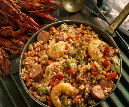 New Orleans Seafood Stew