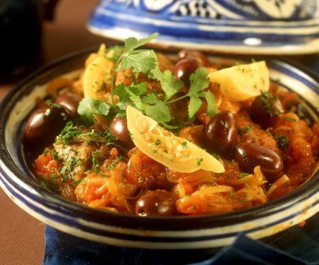 North African Chicken Stew