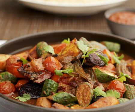 North African Spiced Vegetables