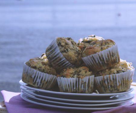 Parmesan Herb Muffins