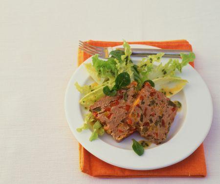 Pepper Meatloaf