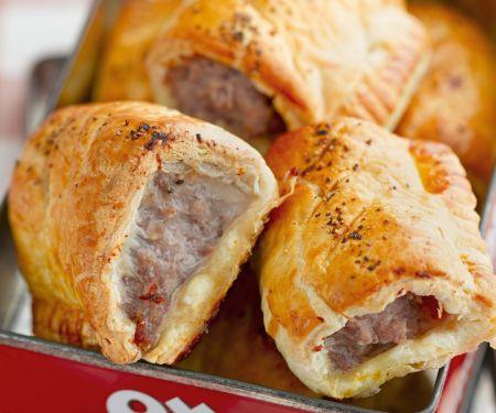 Pork and Pastry Bites
