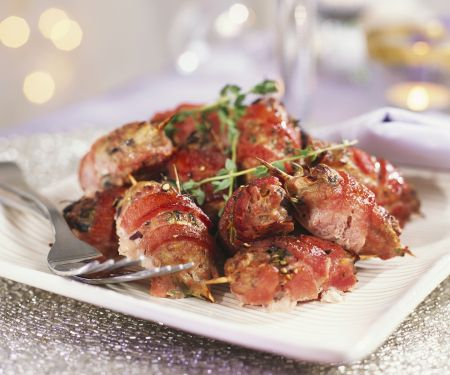 Pork and Veal Bites