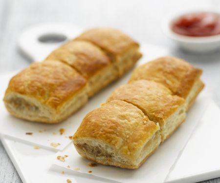 Pork Pastry Bites