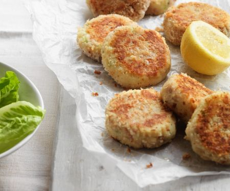 Potato and Tuna Fritters