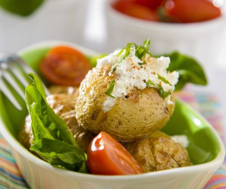 Potato Salad Quark Recipe