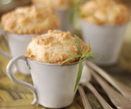 Poultry Puff Puddings