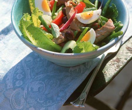 Provence-style Salad Bowl