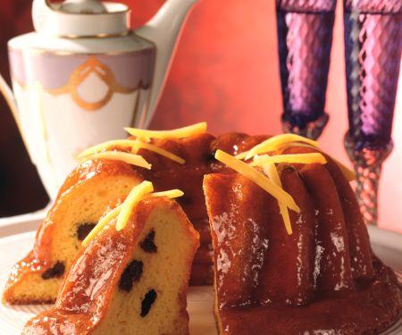 Pumpkin Plum Cake