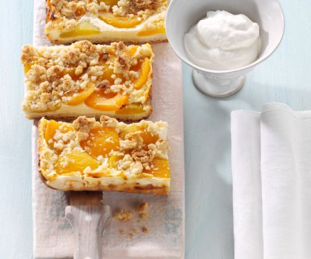 Quark Apricot Slices
