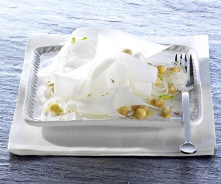 Radish Salad with Glass Noodles