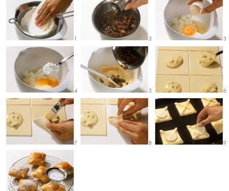 Raisin Pastries