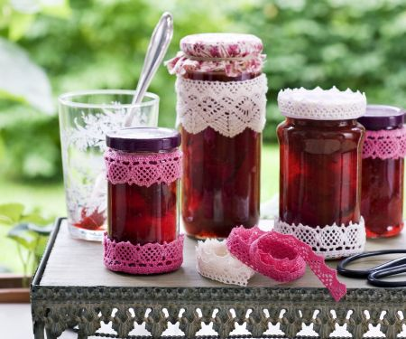 Red Berry Preserve