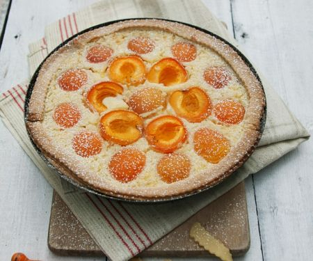 Rice Pudding and Apricot Pie