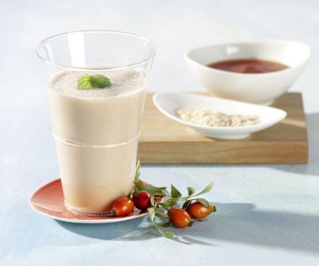 Rosehip Milkshake