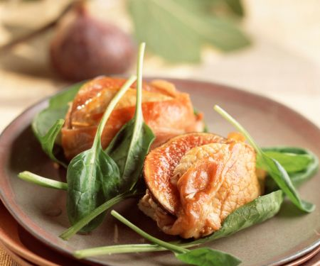 Saltimbocca with Figs