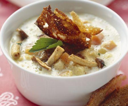 Salzburg-Style Potato Soup