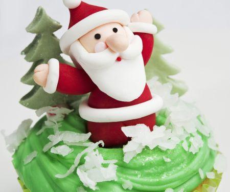 Santa Claus Muffins