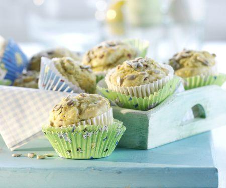 Savory Buttermilk Muffins