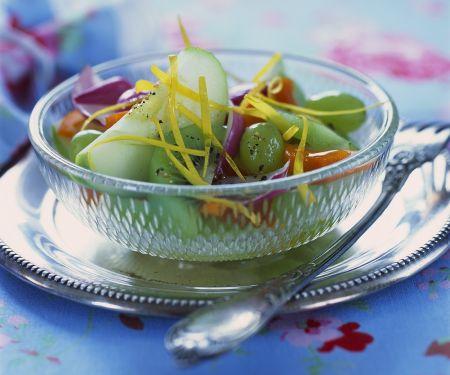 Savory Fruit Salad