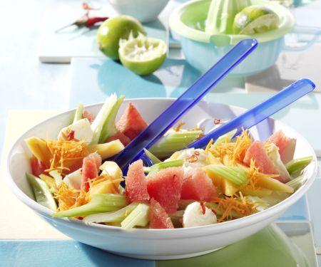 Savory Melon Salad