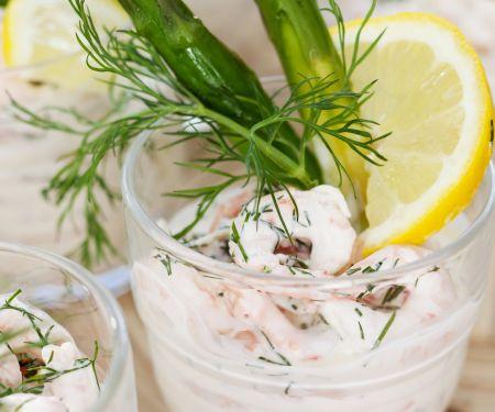 Shrimp Appetiser Cups