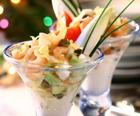 Seafood Salad Appetisers