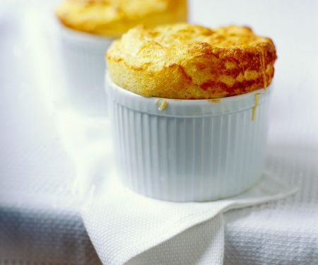Small Cheese Souffles