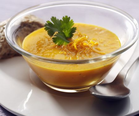 Smooth Carrot Veloute