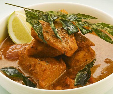 Spicy Fish Masala