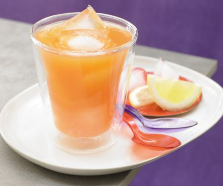 Spicy Pineapple Carrot Drink